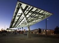 Solar in parking