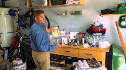 Emergency Preparedness: Make a Kit and a Plan