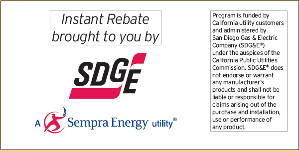 2018 Business Energy Efficiency Rebate Program San Diego